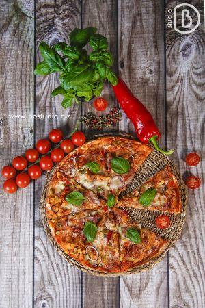Pizza BOWBASKET